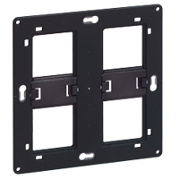 SUPPORT BATIBOX 2X4/5 MODULES
