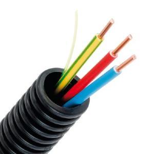 Prefilco noir 20 100 3g2 5 brv - Gaine electrique exterieur ...